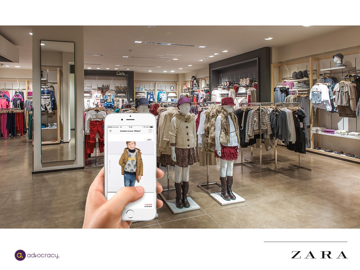 zara-app-kids